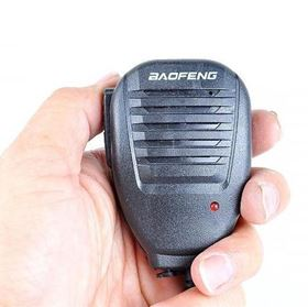 Picture of Speaker Mic For BAOFENG BF9700 BF-A58 walkie talkie Two way radio