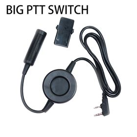 Picture of 43-A Big PTT Switch Plug FOR 4-188 Headset