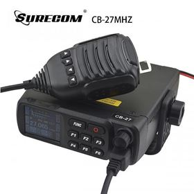 Picture of SURECOM CB Radio CB27 Mobile radio 26.965-27.405MHz AM/FM Citizen brand lisence free
