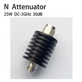 Picture of 30dB 25W Attenuator N male to female DC-3.0GHZ 50ohm RF coaxial Power