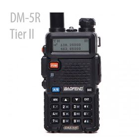 Picture of 2018 New Baofeng DM-5R BF-5R Tier2 DMR 136-174 400-470MHz