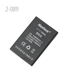 Picture of Nanfone Original Battery 3.7V 1200mAh for NF-6600
