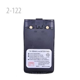 Picture of 7.4V x 7.4V 1800 mAh LI-ION Battery for MYT MYTQ1
