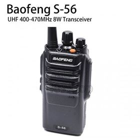 10pcs x BAOFENG S-56 8W 400-470MHz (Not include shipping cost)