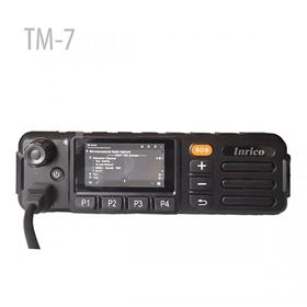 Picture of Inrico TM-7 Network Mobile radio