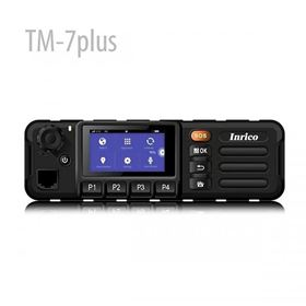 Picture of Inrico newest 4G LTE mobile car radio oF TM-7plus