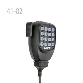 Microphone For QYT KT8900 KT-UV980 Mobile Radio