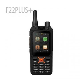 Picture of  F22+ ZELLO ANDROID WALKIE TALKIE PTT SMARTPHONE F22 PLUS ENHANCED GSM WCDMA