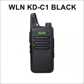 Picture of WLN KD-C1 Mini UHF 400-470 MHz Handheld Transceiver Two Way Ham Radio