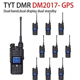 10x TYT MD-2017GPS Dual Band DMR/Analog (Not include shipping)