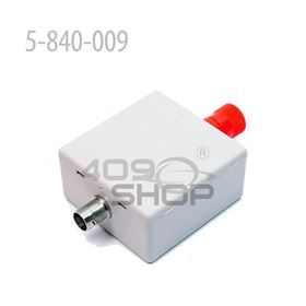 9: 1 impedance transformer (BALUN) Connect with BNC connector