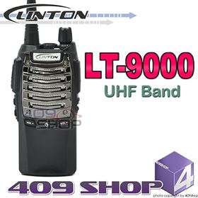 LINTON LT-9000U 400~470mhz Work Radio with Battery 1600 mAh