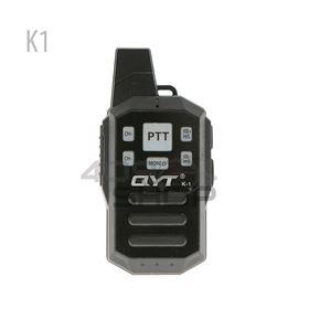 K1  QYT K1 Dual PTT Rainproof Mini Walkie Talkie