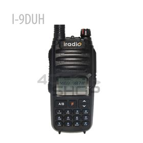 Iradio,I-9DUH,400-480MHz,Walkie Talkie,UHF,Radio,walkie,talkie