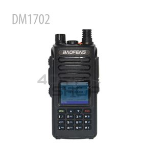 DM1702  Baofeng DM1702 136-174/400-470MHz DMR Two way radio walkie talkie