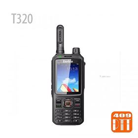 Inrico T320 4G LTE Zello Network Mobile Phone Radio 4G/Wifi Handheld