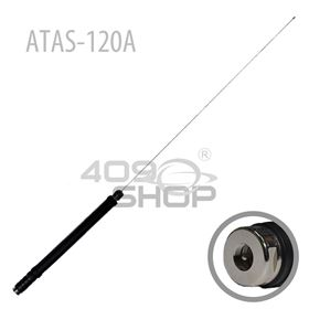 Yaesu ATAS-120A 40 Meter Through 70cm AT Motorized Antenna